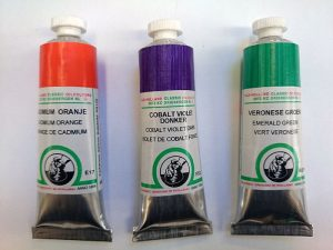 Old Holland Oil Paint - 40ml Tubes